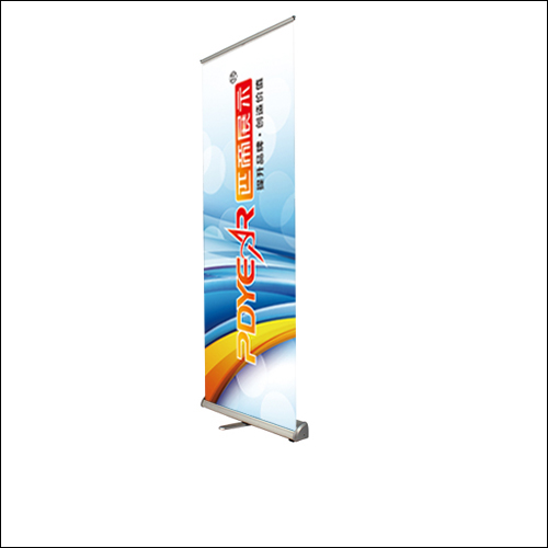 Portable pull up banner stands Roll-Up T3-VS
