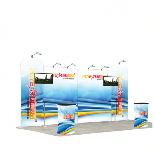 Portable Trade show Exhibition Booth P5-36