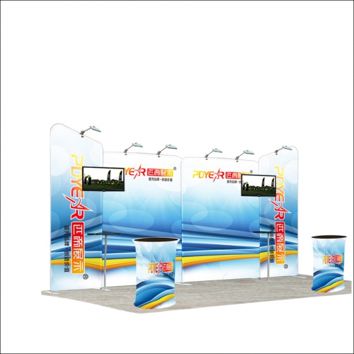 Portable Trade show Exhibition Booth P4-36