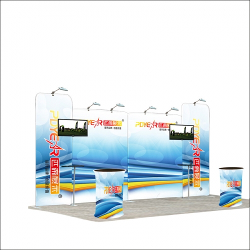 Portable Trade show Exhibition Booth P2-36